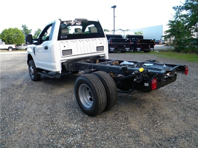 2018 F-350 Regular Cab DRW 4x4,  Cab Chassis #7695 - photo 5