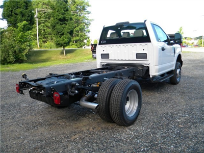 2018 F-350 Regular Cab DRW 4x4,  Cab Chassis #7695 - photo 2