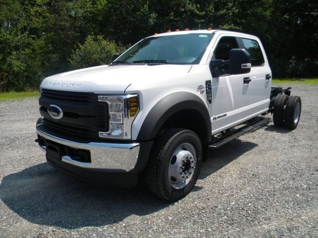 2018 F-450 Crew Cab DRW 4x4,  Cab Chassis #7710 - photo 3