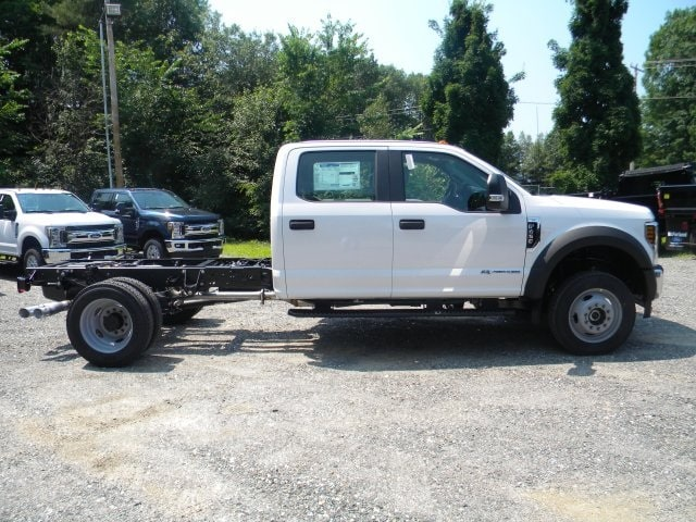 2018 F-450 Crew Cab DRW 4x4,  Cab Chassis #7710 - photo 8