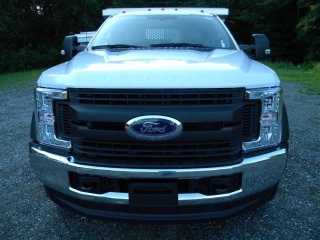 2018 F-450 Crew Cab DRW 4x4,  Dump Body #7710 - photo 4