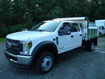 2018 F-450 Crew Cab DRW 4x4,  Dump Body #7710 - photo 3
