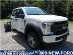 2018 F-450 Crew Cab DRW 4x4,  Cab Chassis #7710 - photo 1