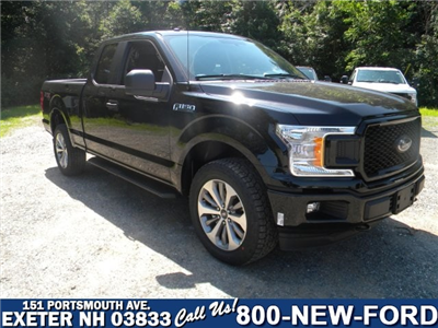 2018 F-150 Super Cab 4x4,  Pickup #7733 - photo 1