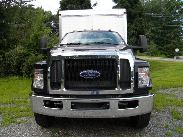 2018 F-650 Regular Cab DRW 4x2,  Dejana Truck & Utility Equipment Dry Freight #7773 - photo 4
