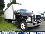 2018 F-650 Regular Cab DRW 4x2,  Dejana Truck & Utility Equipment Dry Freight #7773 - photo 1