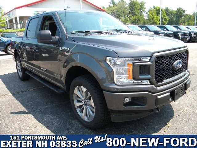 2018 F-150 SuperCrew Cab 4x4,  Pickup #7775 - photo 1