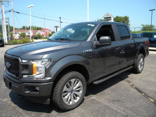 2018 F-150 SuperCrew Cab 4x4,  Pickup #7775 - photo 3