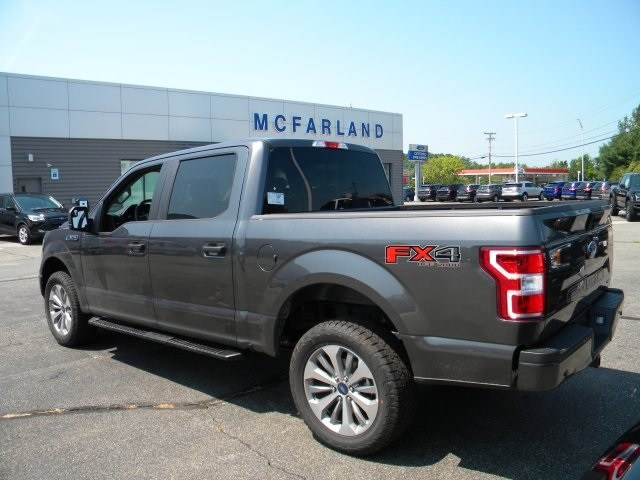 2018 F-150 SuperCrew Cab 4x4,  Pickup #7775 - photo 5