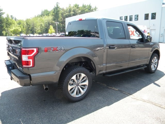 2018 F-150 SuperCrew Cab 4x4,  Pickup #7775 - photo 2
