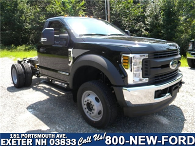 2019 F-450 Regular Cab DRW 4x4,  Cab Chassis #7778 - photo 1