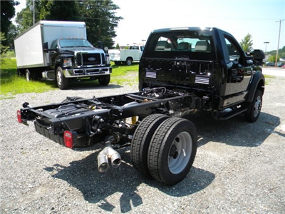 2019 F-450 Regular Cab DRW 4x4,  Cab Chassis #7778 - photo 2