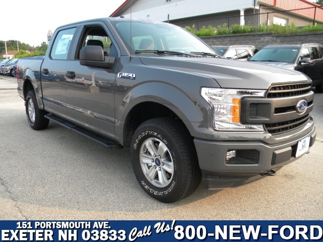 2018 F-150 SuperCrew Cab 4x4,  Pickup #7806 - photo 1