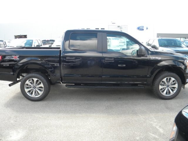 2018 F-150 SuperCrew Cab 4x4,  Pickup #7866 - photo 8