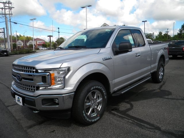 2018 F-150 Super Cab 4x4,  Pickup #7867 - photo 3