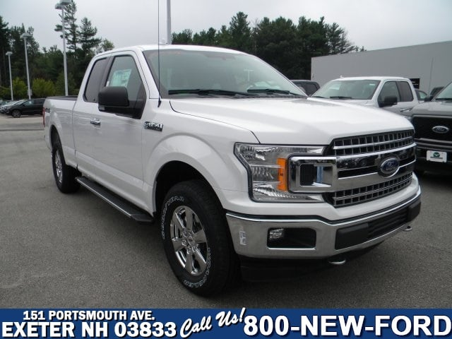 2018 F-150 Super Cab 4x4,  Pickup #7877 - photo 1