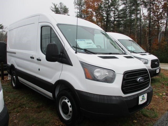 2019 Transit 250 Med Roof 4x2,  Empty Cargo Van #7973 - photo 3