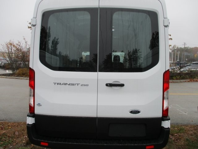 2019 Transit 250 Med Roof 4x2,  Empty Cargo Van #7973 - photo 5