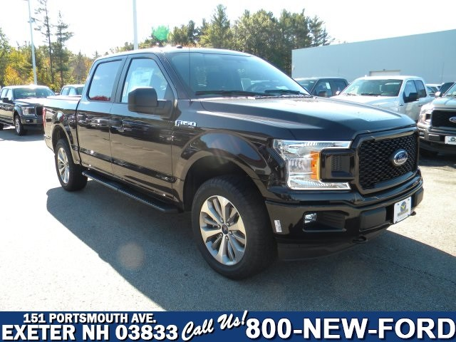 2018 F-150 SuperCrew Cab 4x4,  Pickup #7979 - photo 1
