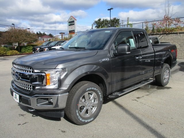 2018 F-150 Super Cab 4x4,  Pickup #7986 - photo 3