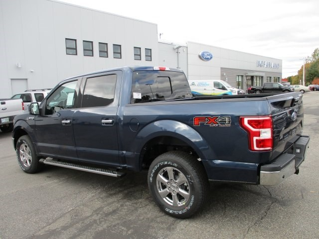 2018 F-150 SuperCrew Cab 4x4,  Pickup #8012 - photo 5