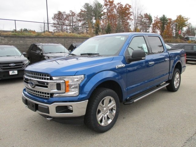 2018 F-150 SuperCrew Cab 4x4,  Pickup #8023 - photo 3