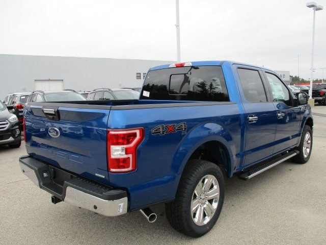 2018 F-150 SuperCrew Cab 4x4,  Pickup #8023 - photo 2