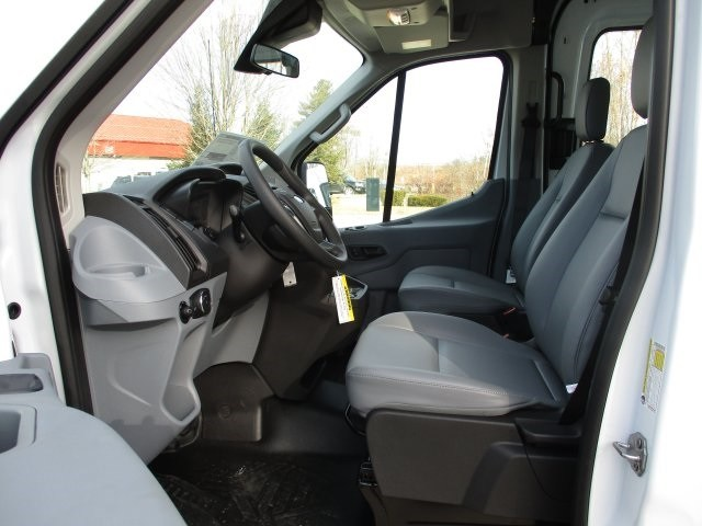 2019 Transit 250 Med Roof 4x2,  Empty Cargo Van #8045 - photo 13