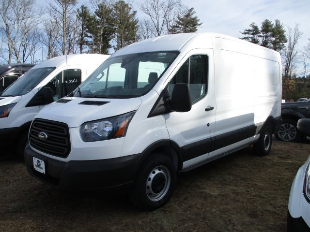 2019 Transit 250 Med Roof 4x2,  Empty Cargo Van #8045 - photo 3
