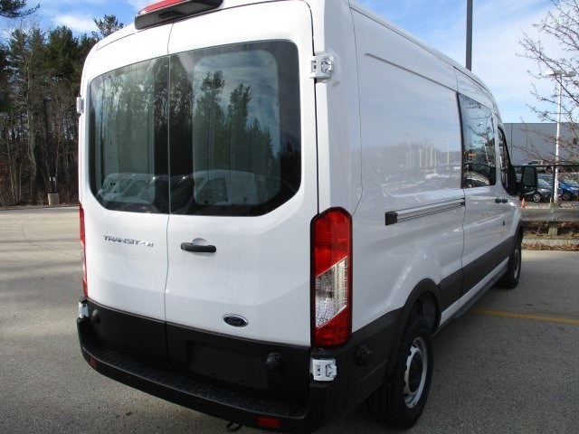 2019 Transit 250 Med Roof 4x2,  Empty Cargo Van #8045 - photo 6