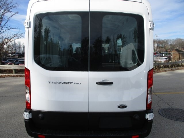 2019 Transit 250 Med Roof 4x2,  Empty Cargo Van #8045 - photo 7