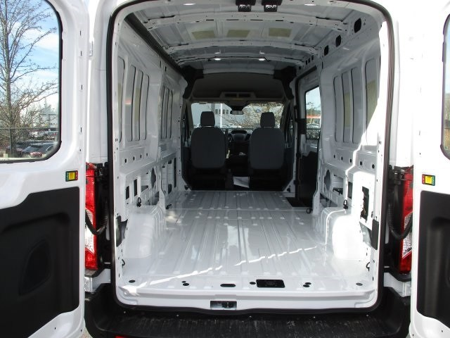 2019 Transit 250 Med Roof 4x2,  Empty Cargo Van #8045 - photo 2