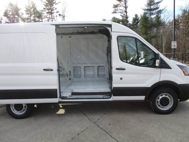 2019 Transit 250 Med Roof 4x2,  Empty Cargo Van #8046 - photo 10