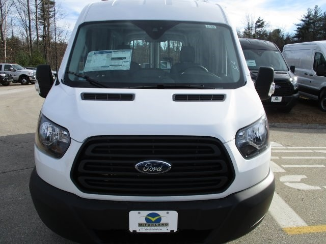 2019 Transit 250 Med Roof 4x2,  Empty Cargo Van #8046 - photo 4