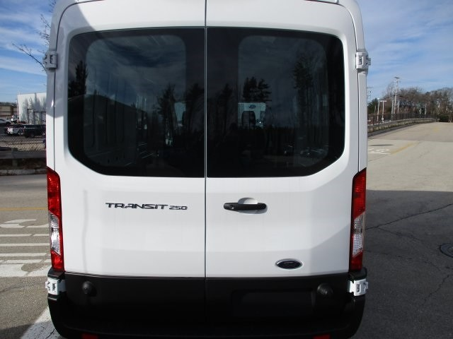 2019 Transit 250 Med Roof 4x2,  Empty Cargo Van #8046 - photo 7