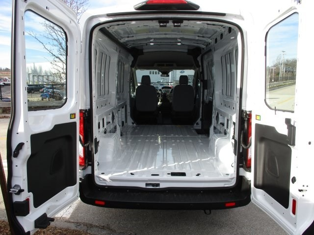 2019 Transit 250 Med Roof 4x2,  Empty Cargo Van #8046 - photo 2
