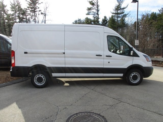 2019 Transit 250 Med Roof 4x2,  Empty Cargo Van #8046 - photo 9