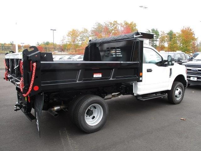 2020 Ford F-350 Regular Cab DRW 4x4, Reading Dump Body #FRAC51 - photo 1