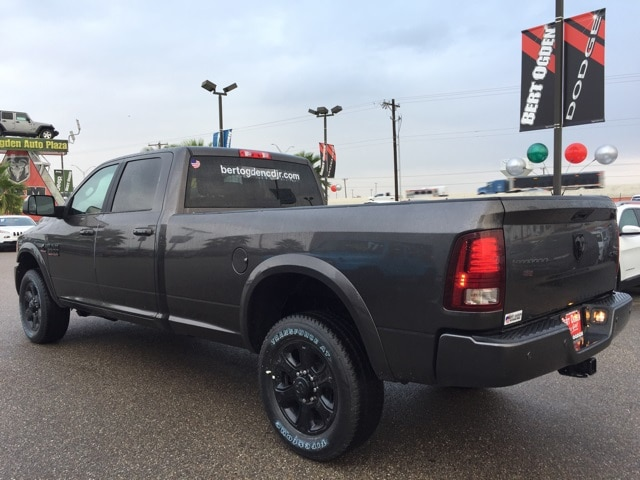 2018 Ram 3500 Crew Cab 4x4,  Pickup #R17067 - photo 5