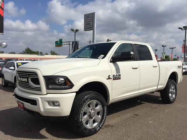 2018 Ram 2500 Crew Cab 4x4,  Pickup #R17070 - photo 4