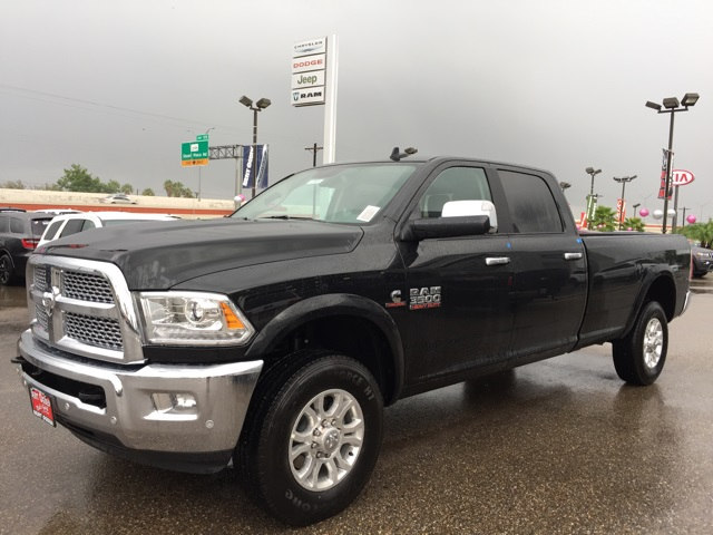 2018 Ram 3500 Crew Cab 4x4,  Pickup #R17091 - photo 4