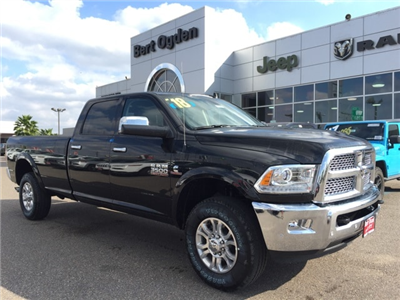 2018 Ram 3500 Crew Cab 4x4,  Pickup #R17097 - photo 1