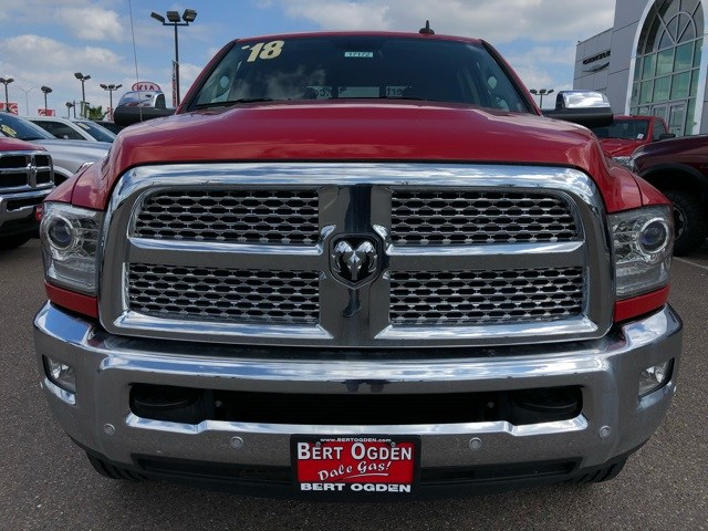 2018 Ram 3500 Crew Cab 4x4,  Pickup #R17172 - photo 3