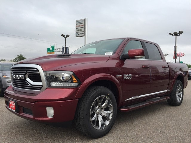 2018 Ram 1500 Crew Cab 4x4,  Pickup #R17299 - photo 4