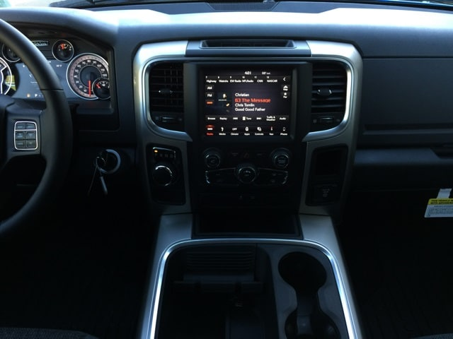 2018 Ram 1500 Crew Cab 4x2,  Pickup #R17354 - photo 14