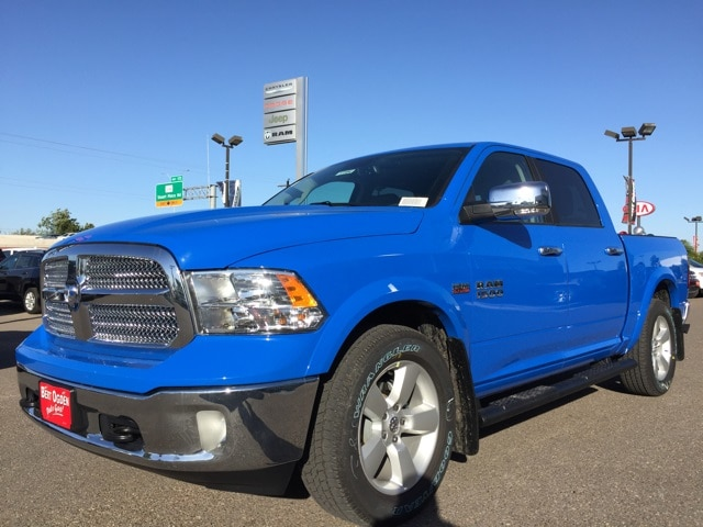 2018 Ram 1500 Crew Cab 4x2,  Pickup #R17354 - photo 4