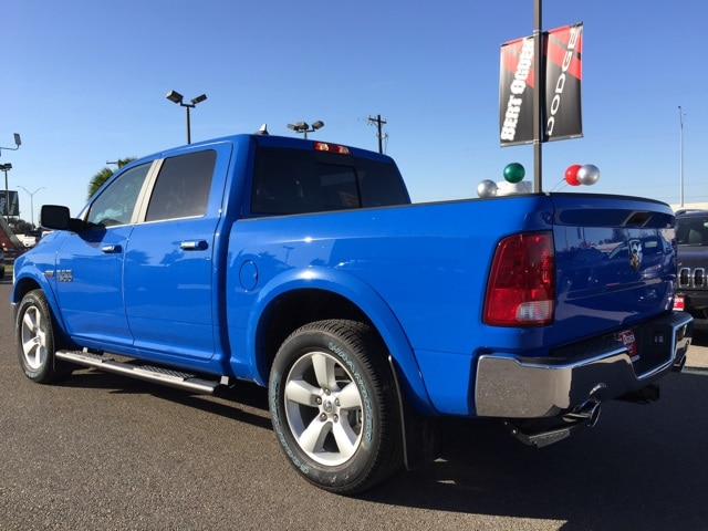 2018 Ram 1500 Crew Cab 4x2,  Pickup #R17354 - photo 5