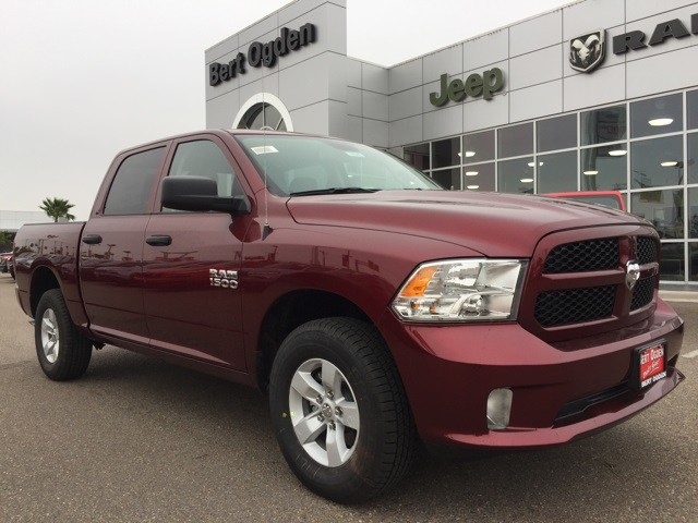 2018 Ram 1500 Crew Cab 4x4,  Pickup #R18565 - photo 1