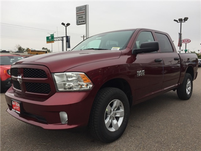 2018 Ram 1500 Crew Cab 4x4,  Pickup #R18565 - photo 4