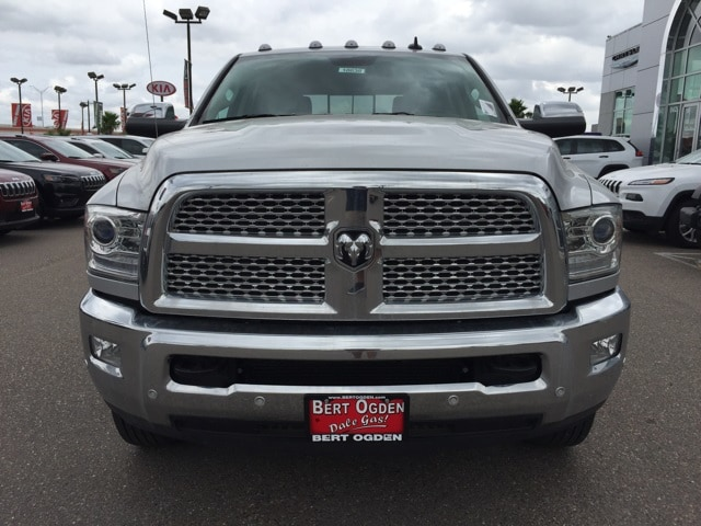 2018 Ram 3500 Crew Cab DRW 4x4,  Pickup #R18638 - photo 3